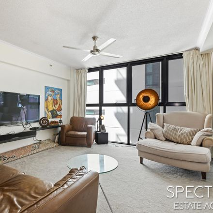 Rent this 2 bed apartment on 1403/79 Albert Street