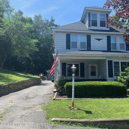 Rent this 4 bed house on Lincoln Ave in Carbondale, PA