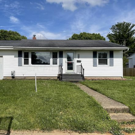 Rent this 3 bed house on 165 Teatsworth Drive in Chillicothe, OH 45601