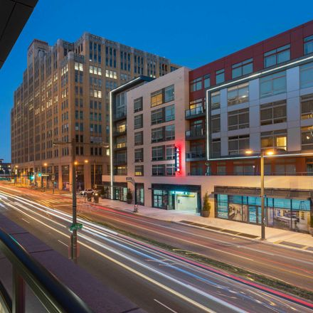 Rent this 2 bed apartment on Terminal Commerce Building in 401 North Broad Street, Philadelphia