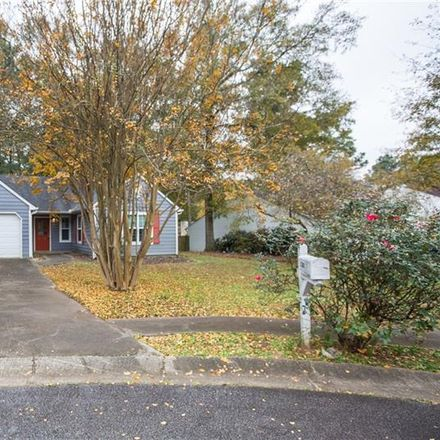 Rent this 3 bed house on 3201 Caley Mill Drive in Powder Springs, GA 30127