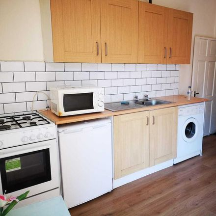 Rent this 2 bed house on Back Burley Lodge Terrace in Leeds LS6 1QA, United Kingdom