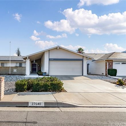 Rent this 3 bed house on Medford Way in Sun City, CA