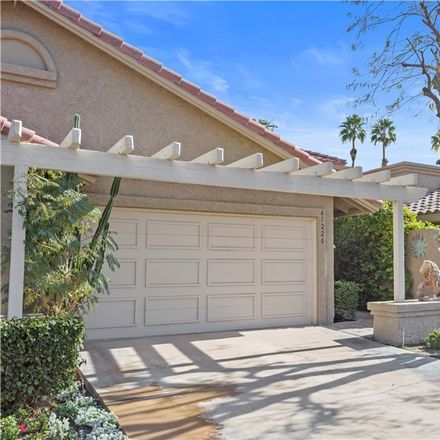 Rent this 2 bed house on Woodhaven Drive West in Palm Desert, CA 92235