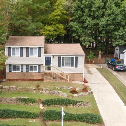Rent this 3 bed house on Mourning Dove Road in Raleigh, NC 27615