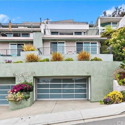 Rent this 1 bed condo on 384 Loma Terrace in Laguna Beach, CA 92651