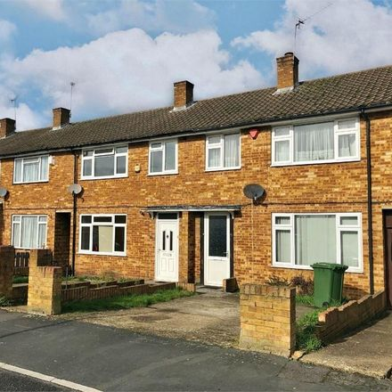Rent this 3 bed house on Pemberton Road in Britwell SL2 2JH, United Kingdom