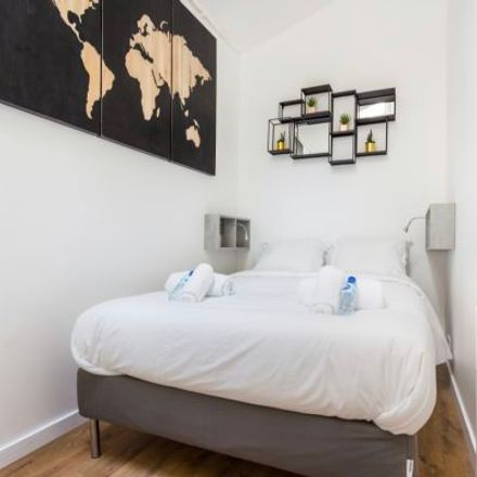 Rent this 2 bed apartment on 40 Rue Popincourt in 75011 Paris, France