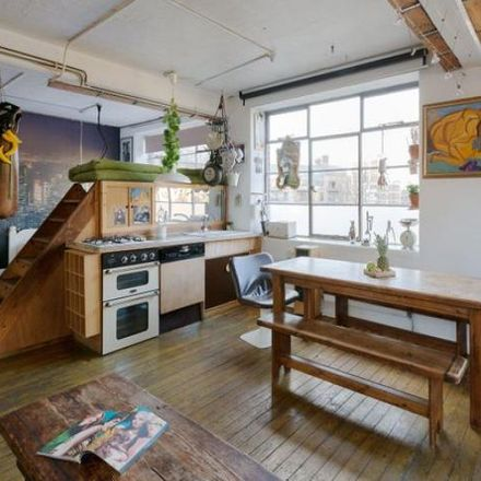 Rent this 1 bed apartment on Dash Hoxton in De Beauvoir Town, Bevenden Street