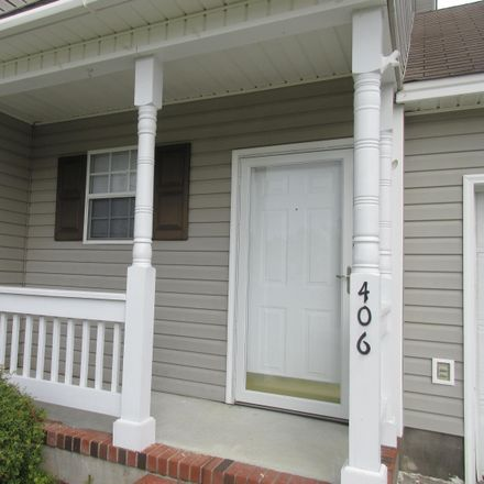 Rent this 3 bed house on 406 Eucalyptus Ln in Jacksonville, NC