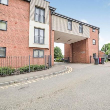 Rent this 2 bed apartment on Charles Court in 1-11 Railway View, Kettering