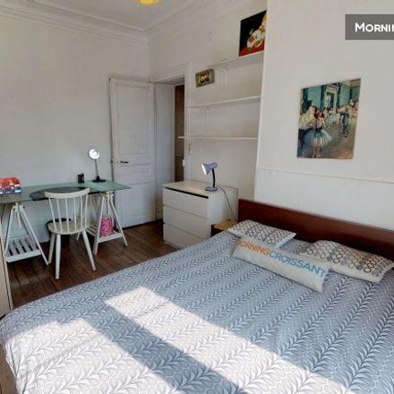 Rent this 1 bed apartment on Paris in La Villette, ÎLE-DE-FRANCE