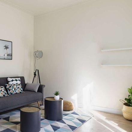 Rent this 4 bed apartment on Plaça de la Vila de Madrid in 08002 Barcelona, Spain