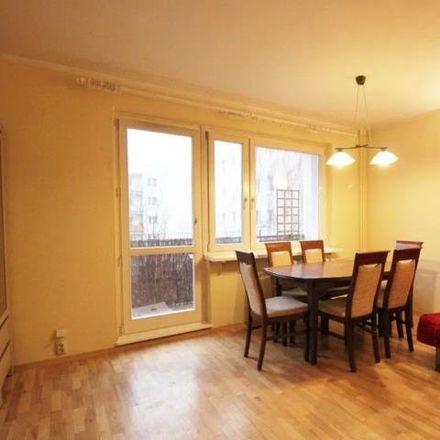 Rent this 3 bed apartment on Jana Nowaka-Jeziorańskiego 44 in 03-982 Warsaw, Poland