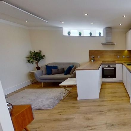 Rent this 1 bed apartment on UHY Hacker Young in 22 The Ropewalk, Nottingham NG1 5DT