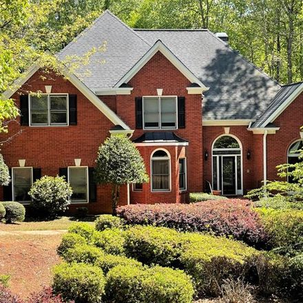 Rent this 5 bed house on Towne Lake Hills E in Woodstock, GA