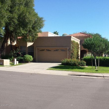 Rent this 3 bed townhouse on 9463 North 105th Place in Scottsdale, AZ 85258