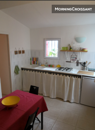 Rent this 1 bed apartment on Montpellier in Centre Historique, OCCITANIE