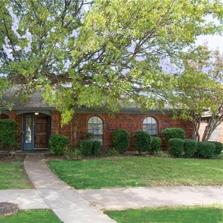 Rent this 3 bed house on 331 Parkwood Lane in Coppell, TX 75019