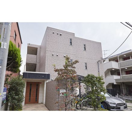 Rent this 0 bed apartment on unnamed road in Wakamiya 3-chome, Nakano