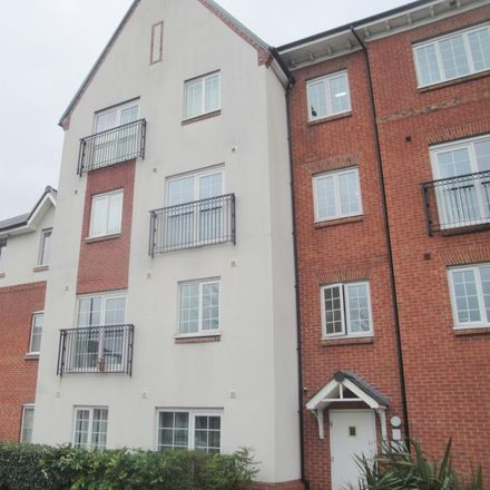 Rent this 2 bed apartment on Monks Place in Warrington WA1, United Kingdom