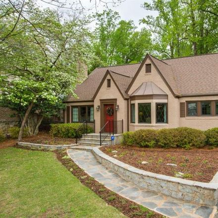 Rent this 3 bed house on 744 E Paces Ferry Rd NE in Atlanta, GA