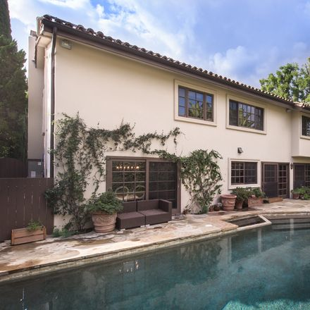 Rent this 5 bed house on 826 Majorca Place in Los Angeles, CA 90049