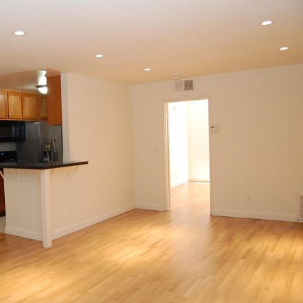 Rent this 1 bed apartment on 10859 Fruitland Dr in Studio City, CA