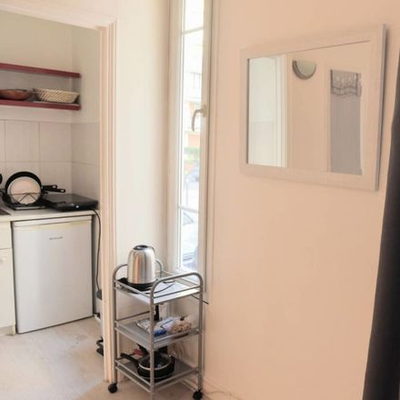 Rent this 1 bed apartment on Le Petit Pan in Rue Franquet, 75015 Paris