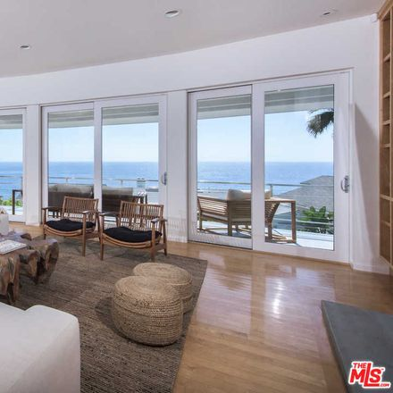 Rent this 4 bed apartment on 31558 Victoria Point Road in Malibu, CA 90265