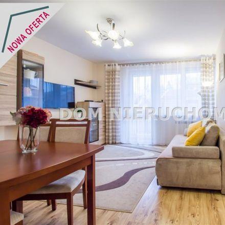 Rent this 2 bed apartment on Generała Leopolda Okulickiego 10 in 10-693 Olsztyn, Poland
