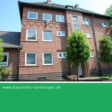 Rent this 2 bed apartment on Robodesweg 1 in Wilhelmshaven, Germany