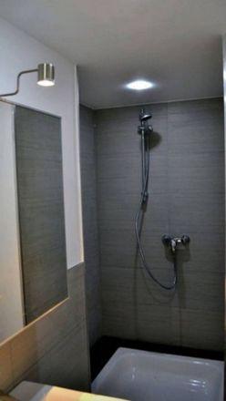 Rent this 1 bed apartment on Hoffeldstraße 50 in 40235 Dusseldorf, Germany
