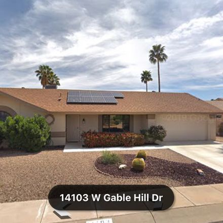 Rent this 1 bed room on North 134th Avenue in Maricopa County, AZ 85378