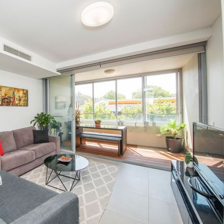 Rent this 1 bed apartment on 307/53 Palmer Street