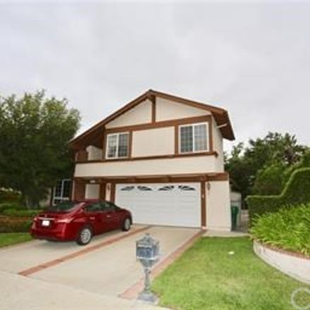 Rent this 4 bed house on 23971 La Chiquita Drive in Mission Viejo, CA 92691