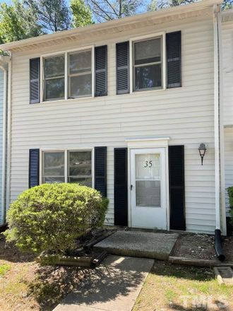 Rent this 3 bed townhouse on 35 Georgetown Court in Durham, NC 27705