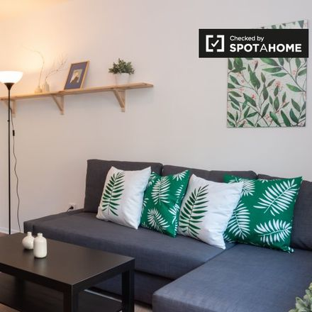 Rent this 1 bed apartment on Bänschstraße 91 in 10247 Berlin, Germany