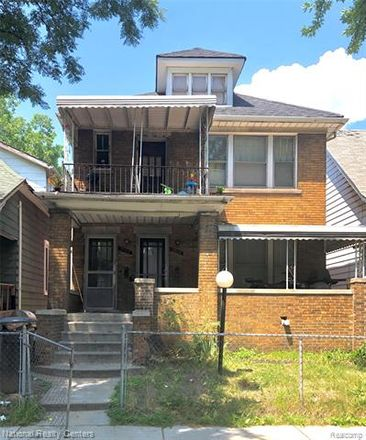 Rent this null bed apartment on 7066 Lafayette Boulevard in Detroit, MI 48209