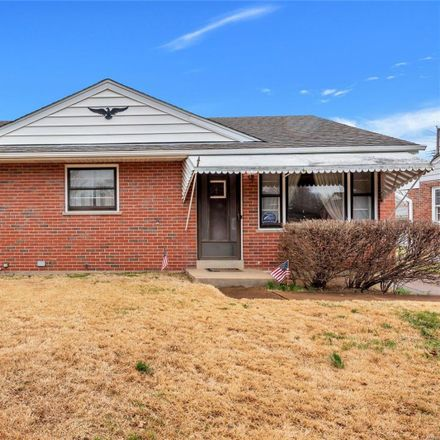 Rent this 3 bed house on 10745 Cathy Drive in Concord, MO 63123
