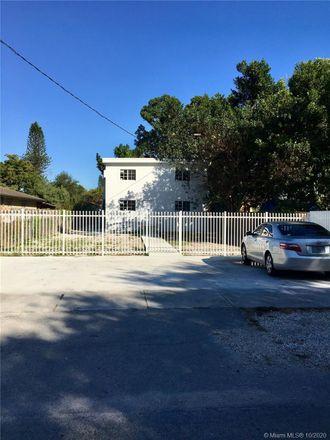 Rent this 4 bed duplex on 1921 Northwest 59th Street in Miami, FL 33142