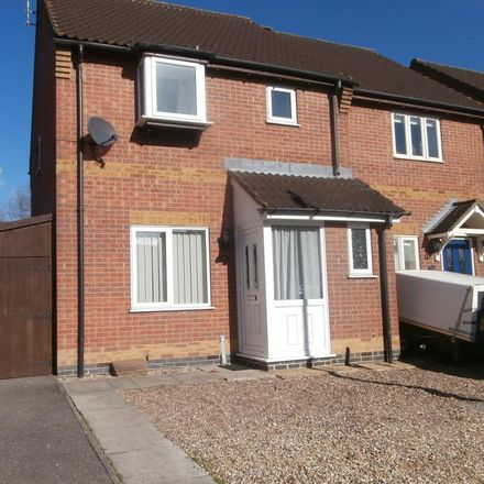 Rent this 3 bed house on Wing Drive in Boston PE21 0NT, United Kingdom