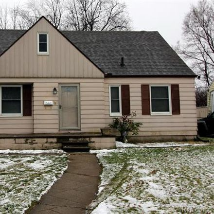 Rent this 4 bed house on 596 3rd Avenue in Pontiac, MI 48340