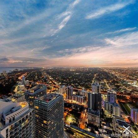 Rent this 4 bed condo on Brickell Ave in Miami, FL