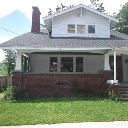 Rent this 3 bed house on 115 1st Street in Bolivar, NY 14715