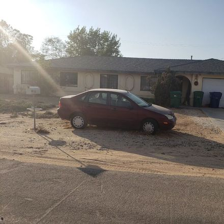 Rent this 4 bed house on 21531 Darrow Drive in California City, CA 93505