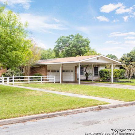 Rent this 3 bed house on 306 Northridge Drive in San Antonio, TX 78209