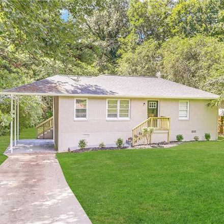 Rent this 3 bed house on 2479 Brentwood Rd in Decatur, GA