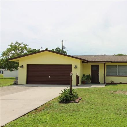 Rent this 3 bed house on 8943 Chatham St in Fort Myers, FL