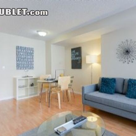 Rent this 1 bed apartment on University Plaza in Nelson Street, Toronto